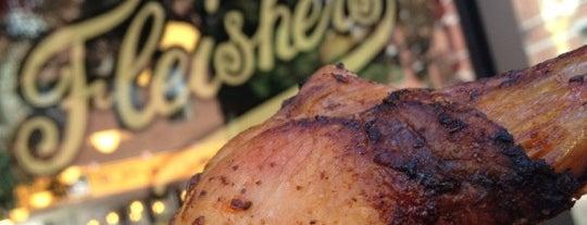 Fleishers Craft Butchery is one of Brooklyn.