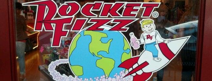 Rocket Fizz is one of Posti che sono piaciuti a Dark.