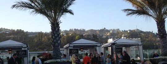 The London West Hollywood at Beverly Hills is one of Rooftop Bars.