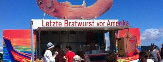 Letzte Bratwurst vor Amerika is one of Portugal.