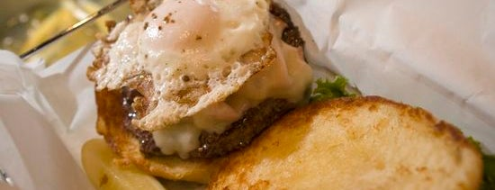 Park Burger is one of Best of 2013: Food & Drink.