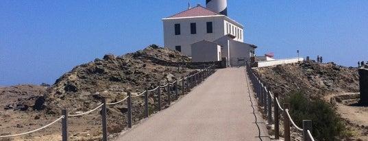 Far de Favàritx is one of Top Menorca.