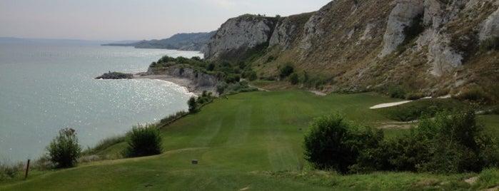 Thracian Cliffs Golf & Beach Resort is one of Bulgaria Seaside Gems.