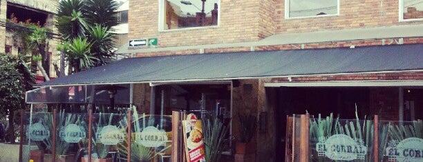 El Corral Gourmet is one of Restaurantes visitados.