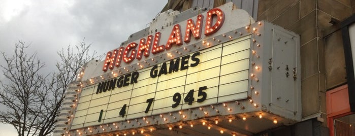 Highland Theatre is one of Highland Square Neighborhood.