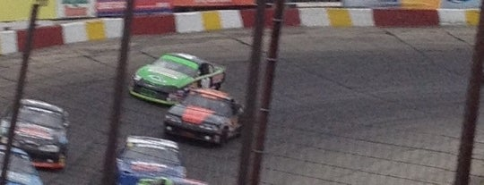 Rockford Speedway is one of Sports venues.