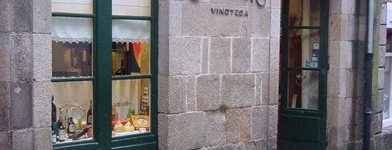 O Beiro is one of Vinotecas.