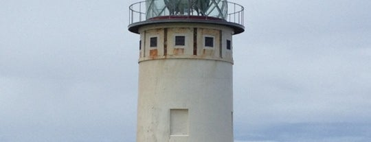 Kilauea Point Lighthouse is one of Hawaii  Vacay.