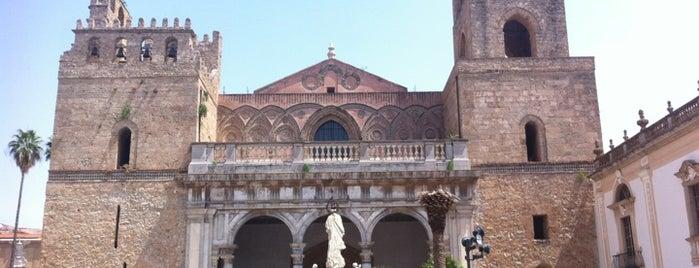 Monreale is one of Grand Tour de Sicilia.
