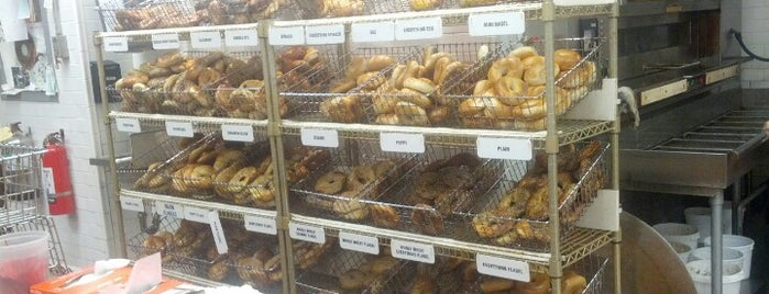 Goldberg's Famous Bagels & Deli is one of Hamptons To-Do!.
