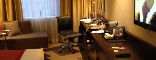 Grand Ambassador Hotel is one of Dilek : понравившиеся места.