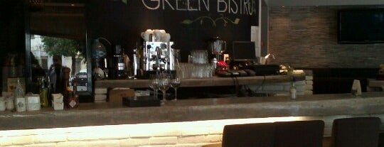 Green Bistro is one of Restaurantes.