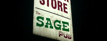 Sage Pub is one of Locais curtidos por N.