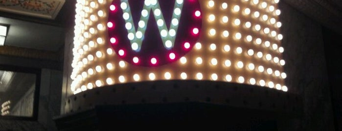 The Wilma Theater is one of Missoula.