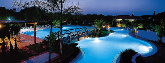 Oleandri Resort is one of Ascea.