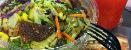 Oh! Salad is one of Locais curtidos por Jaguai.