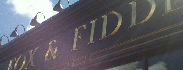 Fox & Fiddle is one of Lugares favoritos de Sri.
