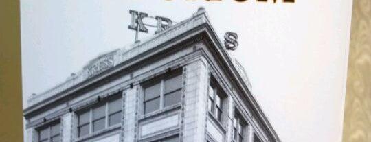 Kress Imporium Inc. is one of Locais curtidos por Grayson.