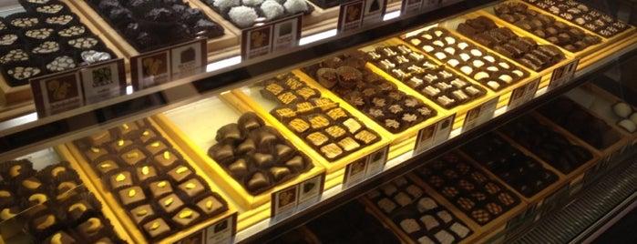 Schokolade Café is one of Vancouver.