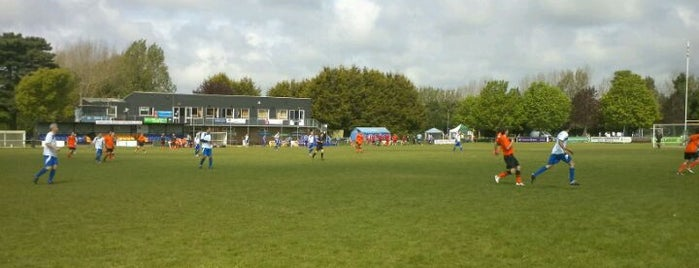 Worthing Rugby Club is one of Posti che sono piaciuti a Del.