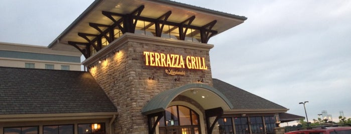 Terrazza Grill is one of Restaurants/Eateries I Recommend.