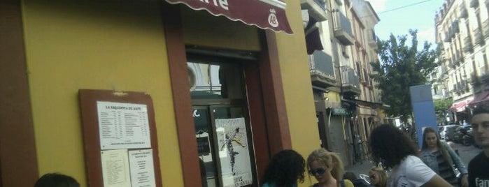 La Esquinita De Arfe is one of Sevilla.