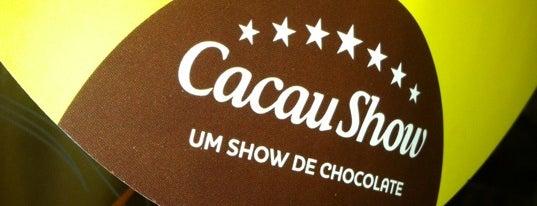 Cacau Show is one of สถานที่ที่ Diego ถูกใจ.