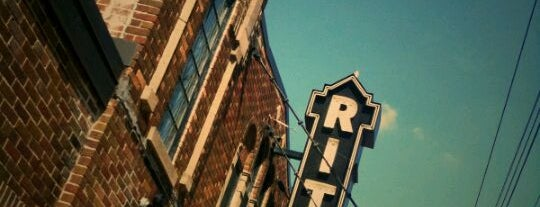 Ritz Theater is one of Must-visit Music Venues in Minneapolis.
