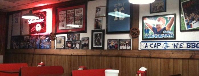 Italian Pizzeria III is one of Chapel Hill.