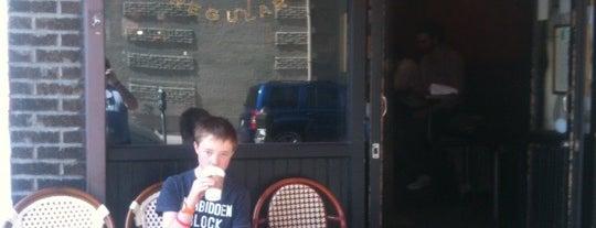 Café Regular is one of Interesting Stuff in Park Slope, Brooklyn.