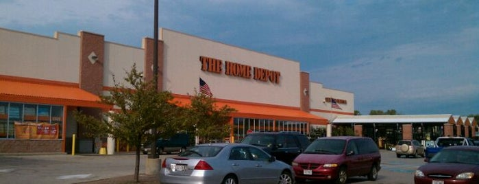 The Home Depot is one of Rob'un Beğendiği Mekanlar.