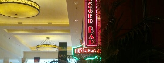 Burger Bar is one of Vegas Places with Check-In Deals.