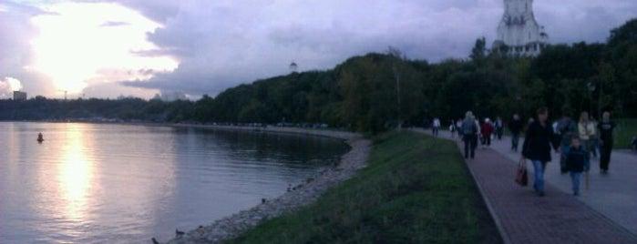 Kolomenskoje is one of Favorite Great Outdoors.