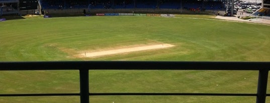 Queen's Park Oval is one of Guide to Port of Spain's best spots.