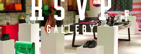 RSVP Gallery is one of Chicago.