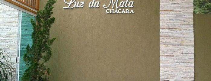 Chácara Luz Da Mata is one of Atila 님이 좋아한 장소.