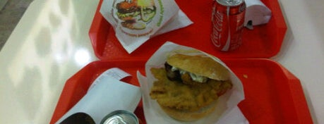 Csibefalat gyorsétkezde is one of welovebudapest fastfood.