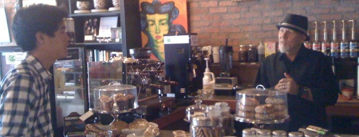 The Mad Bean Coffee House is one of Toronto, Coffee.