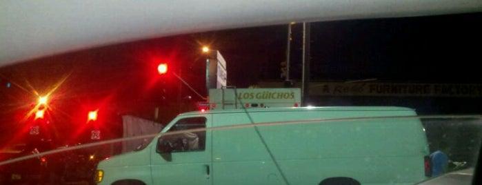 Los Guichos is one of California.