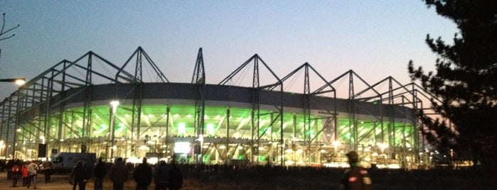 Borussia-Park is one of outsiders....