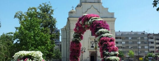 Trg republike is one of Lugares favoritos de Tijana.