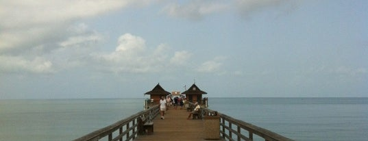 Naples Pier is one of Florida.