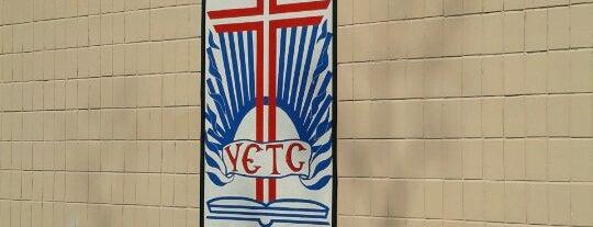 Українська євангельська теологічна семінарія is one of Yanina : понравившиеся места.