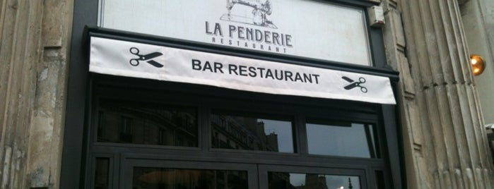 La Penderie is one of Paris City Guide.