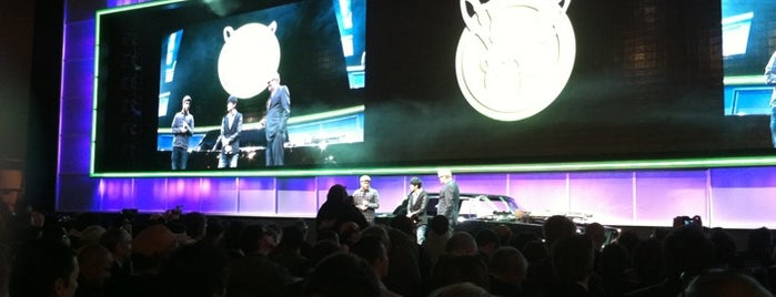 2011 CES Press Day #CES11 is one of Lugares guardados de ★ Ronny.
