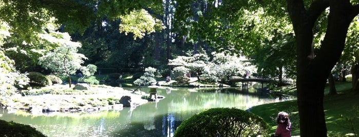 Nitobe Memorial Garden is one of Out & About in Vancouver B.C..