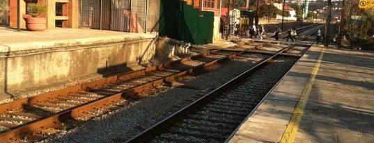 Estação Ribeirão Pires (CPTM) is one of Orte, die Danillo gefallen.