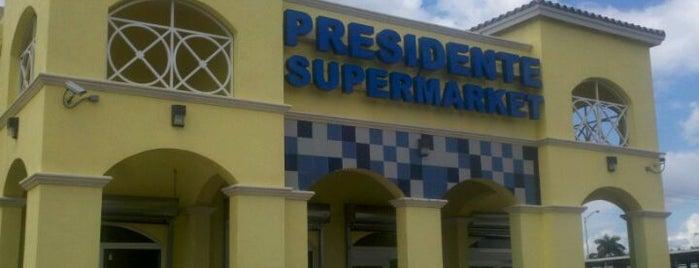 El Presidente Supermarket is one of Lieux qui ont plu à Liz.