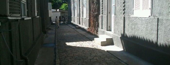Escola Superior de Desenho Industrial (ESDI) is one of Robson'un Kaydettiği Mekanlar.