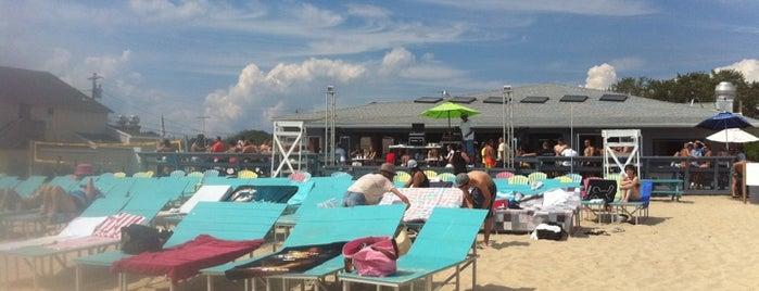 The Pavilion Beach Bar is one of Lugares guardados de Kemal.